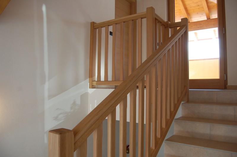 Le nostre realizzazioni ringhiere in legno falegnameria bertol - Ringhiere in legno per esterni ...